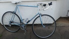 Raleigh Classic High Spec Large Framed Racer