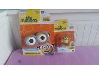 Minion toys all new both £10