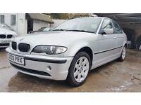 2003   BMW 316 1.8 SE   Manual   Petrol   NEEDS ENGINE   2 FORMER KEEPERS   MAIN DEALER SERVICE HIST
