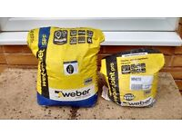 Free cement-based tile adhesive & white water repellent tile grout(mould stop)