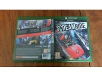 xbox one game Scream Ride