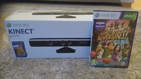 Xbox 360 kinect and adventures