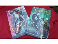 CATWOMAN COMIC BOOKS - THE NEW 52