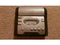 Sharp md mt270 hbk minidisc player and recorder. *RARE*