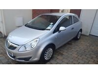 2010 VAUXHALL CORSA 1.0 LIFE, LOW INSURANCE, ONLY 45K! 1 OWNER FROM NEW!!