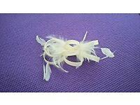debenhams hair fascinator clip