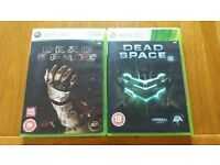 Dead Space 1 & 2 - Xbox 360/One Games
