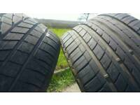 For Sale 2 tyres r20