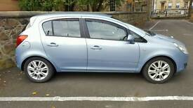 Immaculate Vauxhall Corsa 1.4 Hi Spec Design model - petrol - very low mileage - well looked after