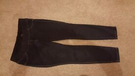 Next maternity jeggings size 10 short