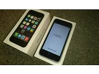 Iphone 5s 32gb Space Grey - BRAND NEW ACCESSORIES, Vodafone, Excellent Condition