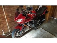 Yamaha fazer fz6 s2 as good as new