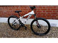 🚲 Kona Shred Jump 4 cross Bike - Fully Serviced