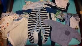 Baby boy clothes 3-6m