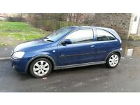 cheap car vauxhall corsa 1.2 sxi 3 door 3 keys Full history taxed and tested IDEAL FIRST CAR
