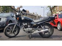 Honda CB 250 Nighthawk, good runner