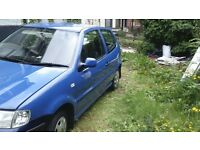 2001 volkswagen polo, 1.0 priced to sell this week