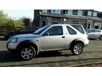 2004 Landrover Freelander 1.8 petrol