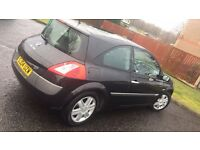 Low Miles.....Renault Megan1.6......mot&taxed