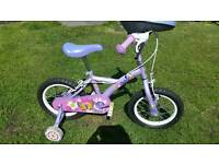 "Girls 14"" Apollo Petal Bike"