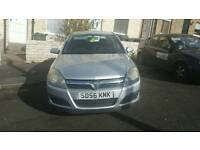 56-2006 VAUXHALL ASTRA 1.4 5DOOR HATCHBACK LOW MILEAGE GOOD CONDITION DRIVE SUPERB HPI CLEAR