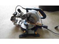 Titan 210 8'' Laser Sliding Compound Saw