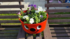 5x Henry Hoover base (some with filter) replacement parts ONLY. No accessories. Plant pots..