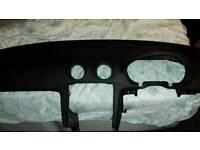 Audi A3 8p dashboard