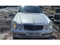 Mercedes w211 estate breaking parts available
