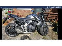 Honda CB1000r excellent condition. 9mths mot service history.sport exhaust and levers and originals.