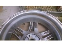 "Brabus ""Monoblock VI"" 17"" alloy wheels Front and Rear"