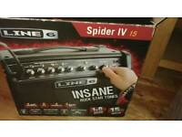 Line 6 Spider IV electric guitar amp