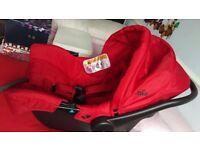 Joie gemm baby seat