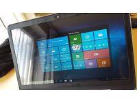 DELL LAPTOP-MODEL XPS 15Z-SILVER - 500GB HDD - 4GB RAM- INTEL CORE i5 PROCESSOR - WINDOWS 10 PRO