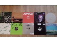 "Vynl 12"" records / mixing."