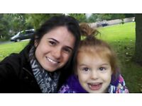 Au pair/Mother´s help looking for a family asap.
