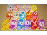 37 Rainbow Fairy Books
