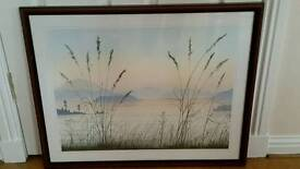 Landscape Framed Wall Picture