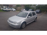VW GTI MK3 GOLF - For spares or Repair - Brand new clutch, New Rear tyres, Leather seats