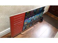 SONY 43-inch SUPER Smart 4K UHD HDR LED ANDROID TV-43X8307,built in Wifi,EXCELLENT CONDITION