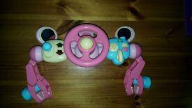ELC electronic pram toy