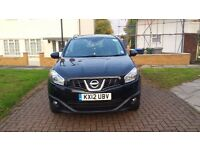 Nissan QASHQAI+2 1.6 dCi TEKNA 4x2 + 5dr+SAT.NAV+PARKING CAMERA+7 SEATS