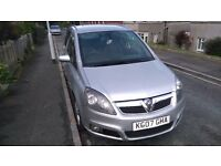 07 Zafira 1.9 turbo diesel - Reluctant sale!