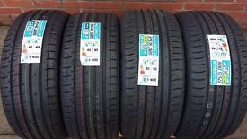 "4 X 20"" BRAND NEW ACCELERA ALL SEASON TYRES 2 X 275/35R20 + 2 X 245/40R20 BMW 7 FREE MOBILE FITTING"