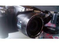 Coolpix camera P500