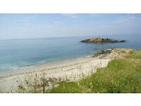France, South Brittany Beach on foot, large groundfloor in renovated Briton house. Ideal couple.