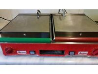 Sirman Double Panini Grill