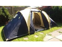 Suncamp Mogul 4 person tent in good condition