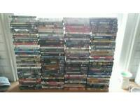 164 DVDs Job Lot - Ideal for Re-Sale / Carboot etc - All Originals - Some Great Titles
