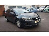 Vauxhall Astra 1.7 CDTi ecoFLEX 16v ES (s/s) 5dr£4,395